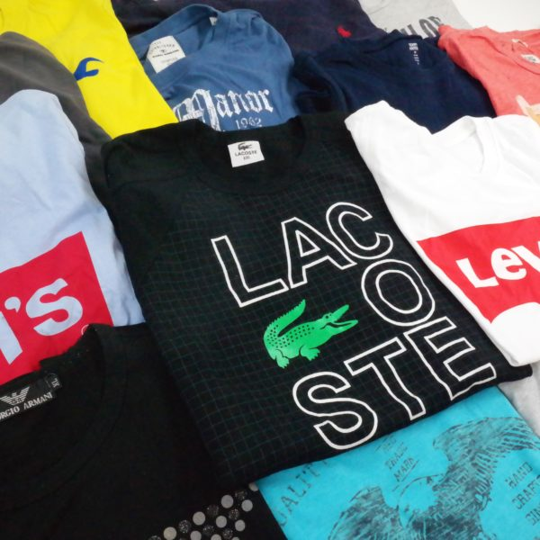 30x Vintage T-Shirts Brand
