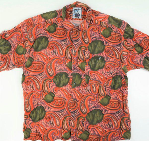 30x Vintage Hemden Viskose