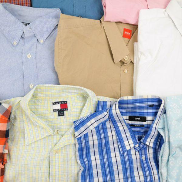 20x Vintage Hemden Designer